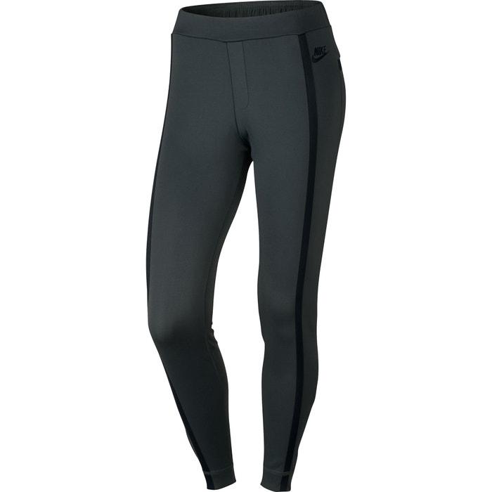 sport leggings black nike la redoute. Black Bedroom Furniture Sets. Home Design Ideas