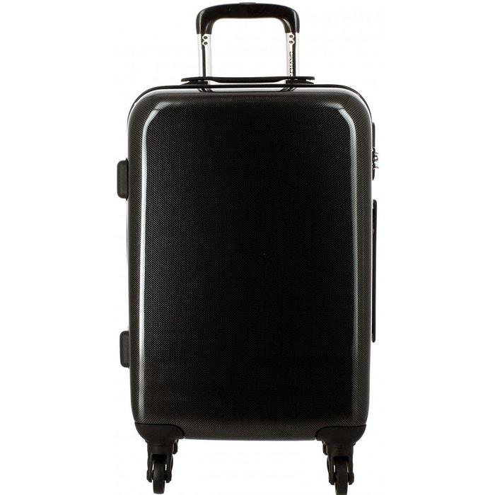 valise rigide taille m 66cm black squares david jones la redoute. Black Bedroom Furniture Sets. Home Design Ideas