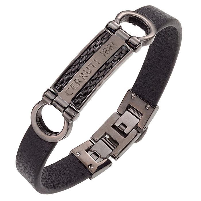 Bracelet acier argente Cerruti 1881 | La Redoute Pas Cher Grand Escompte Où Acheter Visite De Jeu Nouvelle achats BFOS3QEDPd