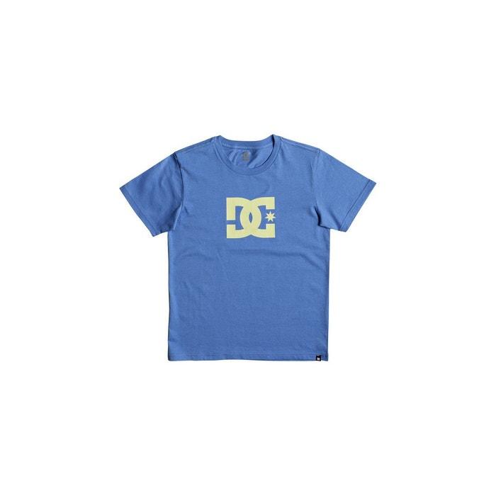 T-shirt dc shoes star bleu bleu Dc Shoes   La Redoute 4583d7081db