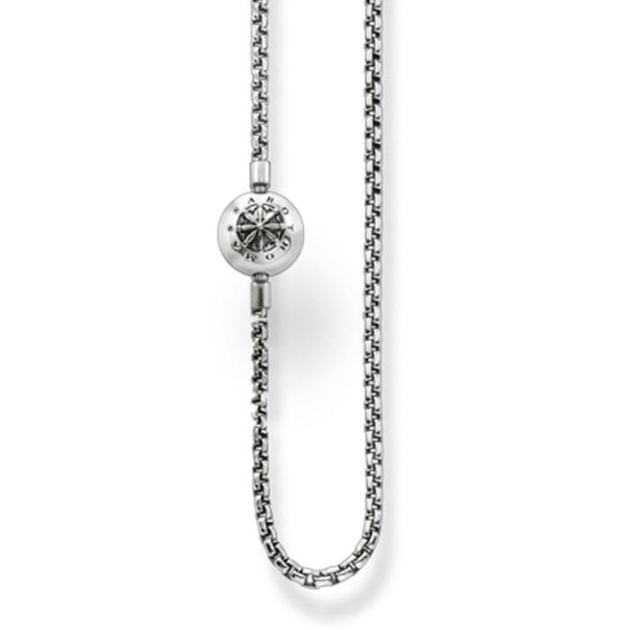 Chaîne pour beads noirci argenté Thomas Sabo | La Redoute Grande Vente Pas Cher En Ligne Se9A1BPu