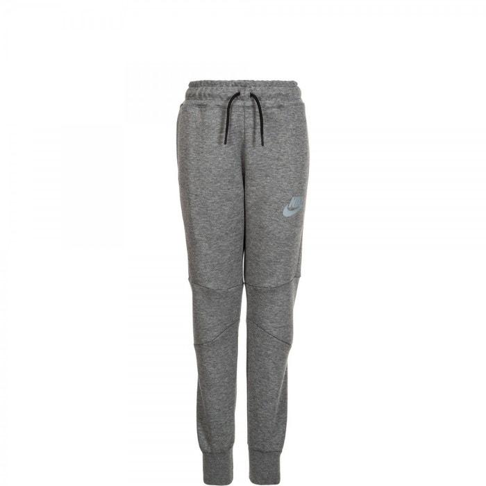 Pantalon de survêtement tech fleece junior gris Nike  c78f2780632