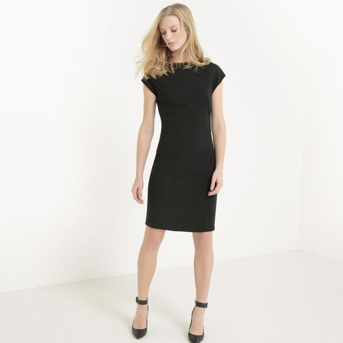 afbeelding Tailleur jurk met korte mouwen La Redoute Collections