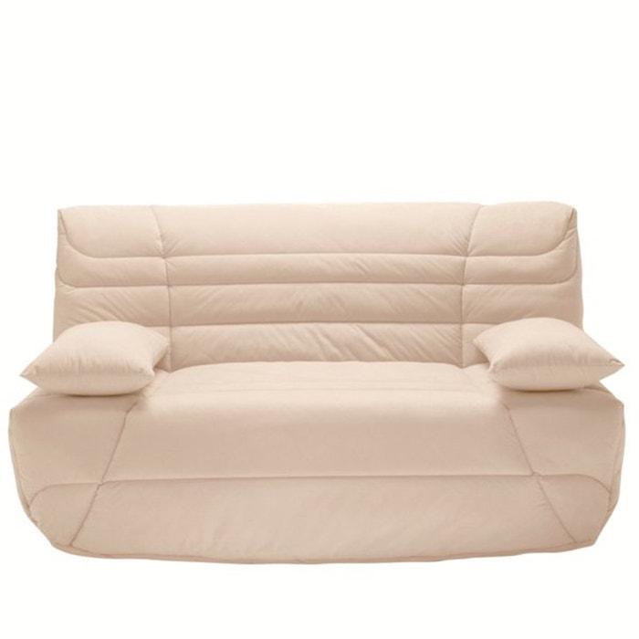 banquette bz mousse latex 14 cm dos sensibles la redoute interieurs la redoute. Black Bedroom Furniture Sets. Home Design Ideas