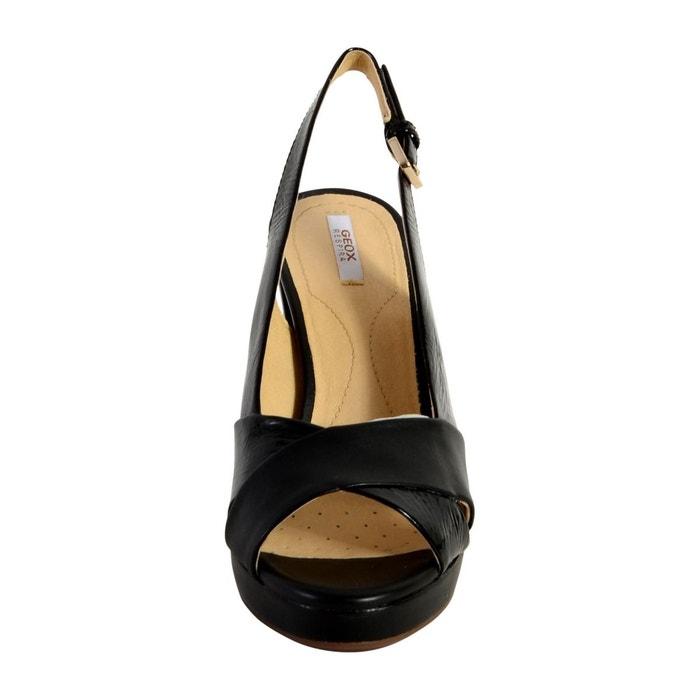 Sandalle d mauvelle c noir Geox