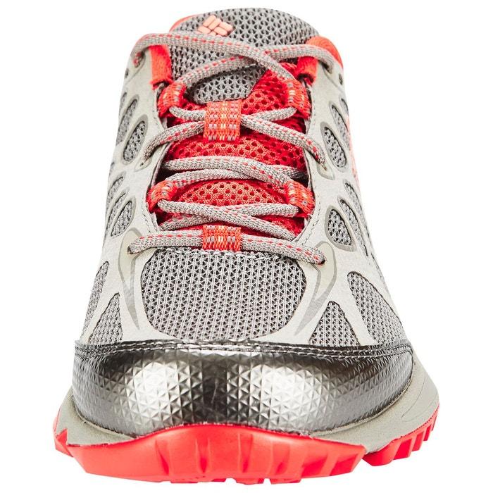 Conspiracy titanium - chaussures femme - gris/orange gris Columbia