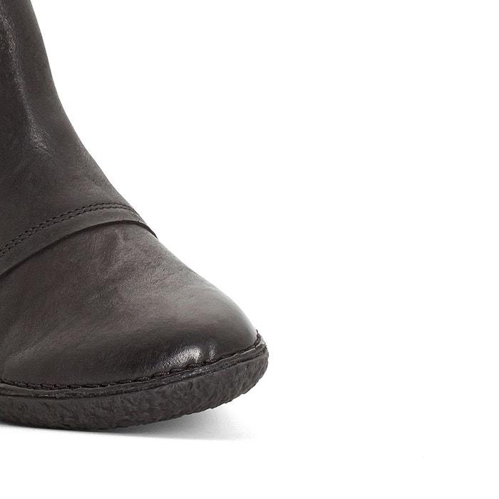 Happli Boots Kickers Cuir La Redoute fRXwxn70q