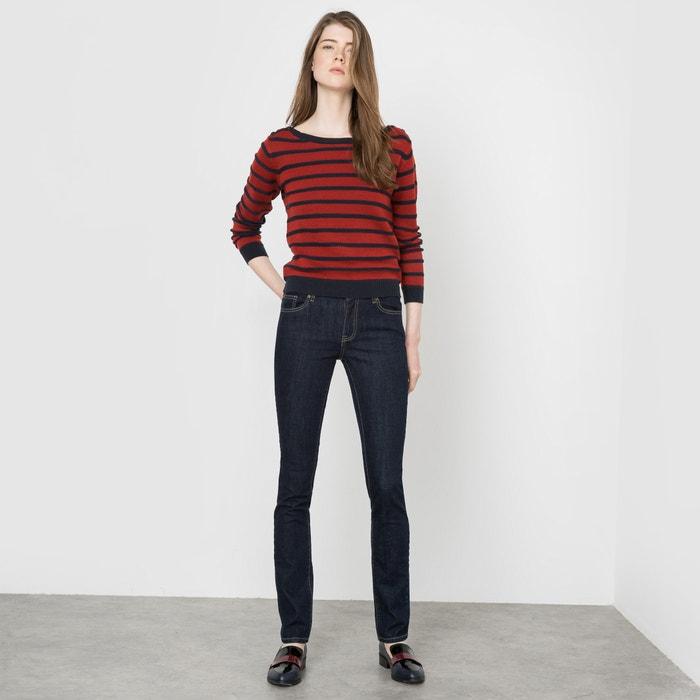Image Jean slim denim stretch, taille normale, entrejambe 81 cm R édition