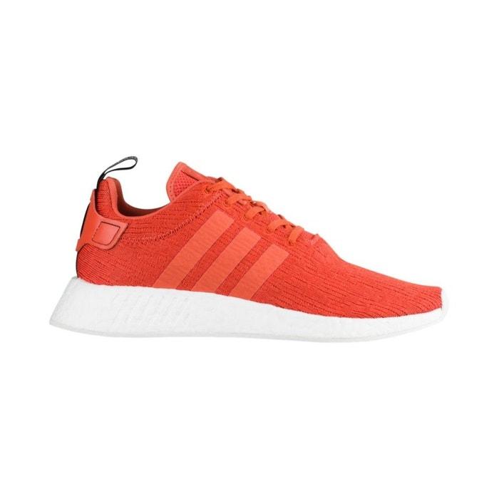 Basket adidas originals nmd r2 - by9915 rouge Adidas Originals