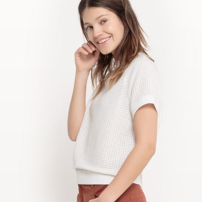 afbeelding Sweater met ronde hals La Redoute Collections