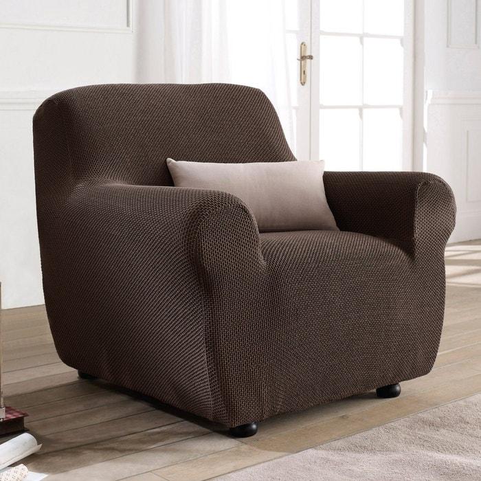 Poważnie Ahmis stretch armchair and sofa cover La Redoute Interieurs | La OH77