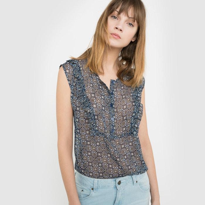 Blusa estampado batik R studio