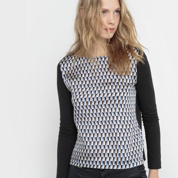 Blusa Etoil com estampado gráfico JOE RETRO
