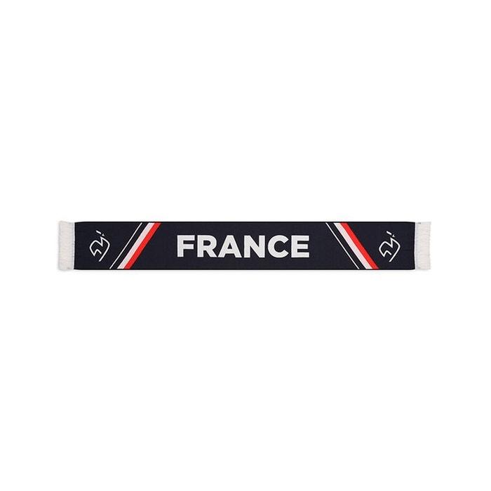 Écharpe équipe de france bleu Fft   La Redoute 1a6aebbfa06