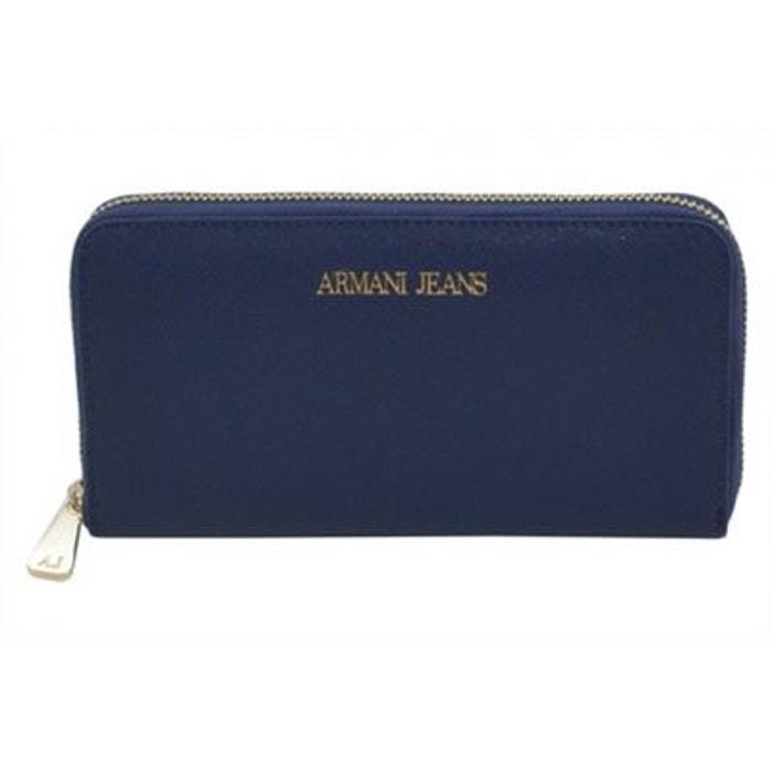 e99ed3d890b Portefeuille Armani Jeans