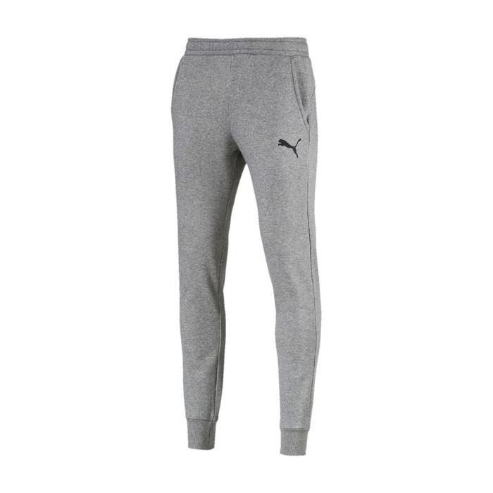 090e21303c Pantalon de jogging fd ess l gris chiné Puma   La Redoute