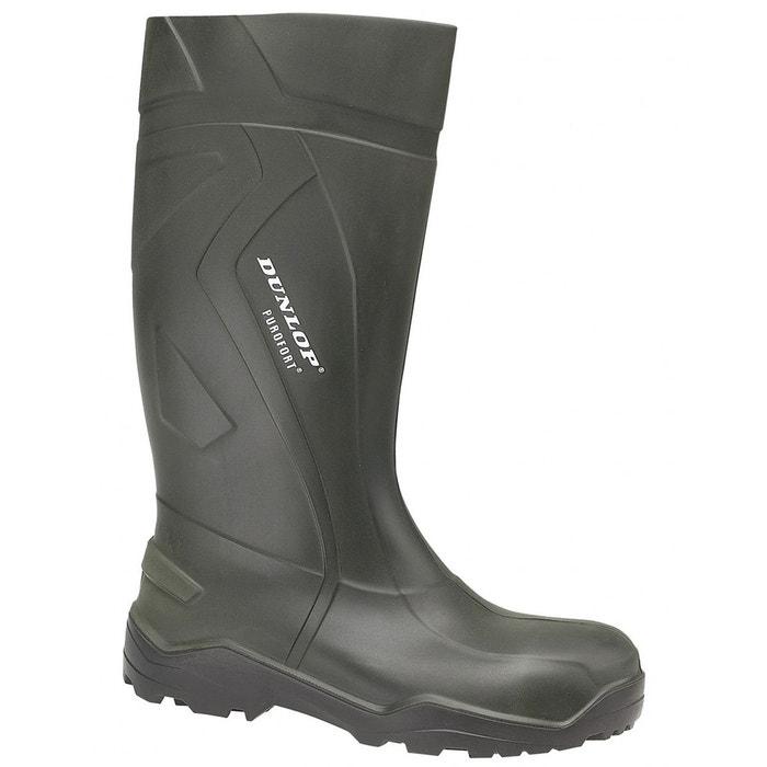 Dunlop d760943 purofort+ - bottes - homme  vert Dunlop  La Redoute