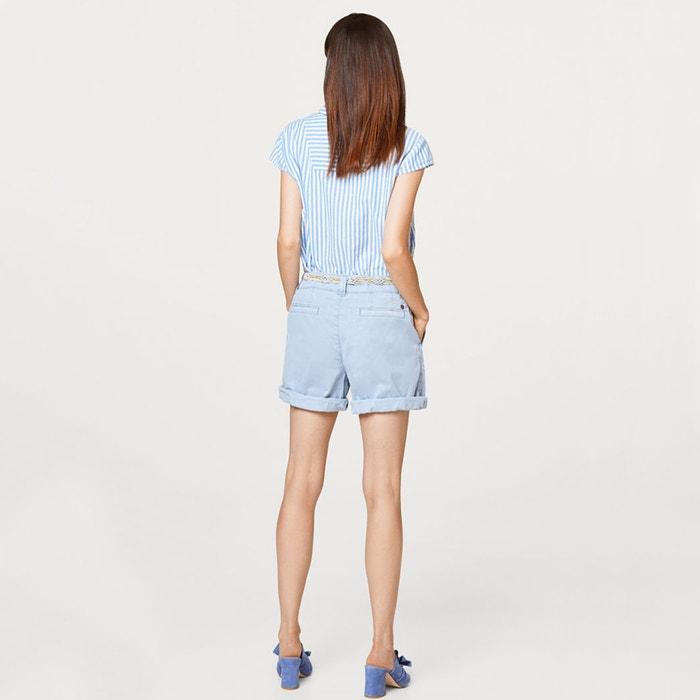 ESPRIT cintur Short con chino 243;n corte IqIwtdnr