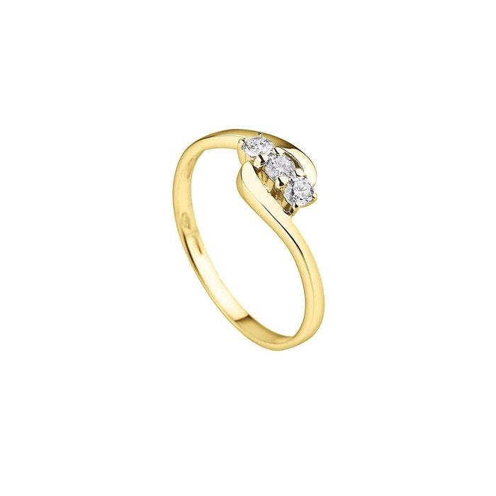 bague diamant taille 48