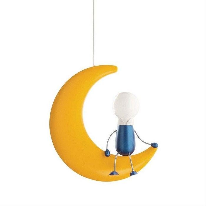 Lampe chambre enfant lunardo h105 cm multicolore Philips | La Redoute