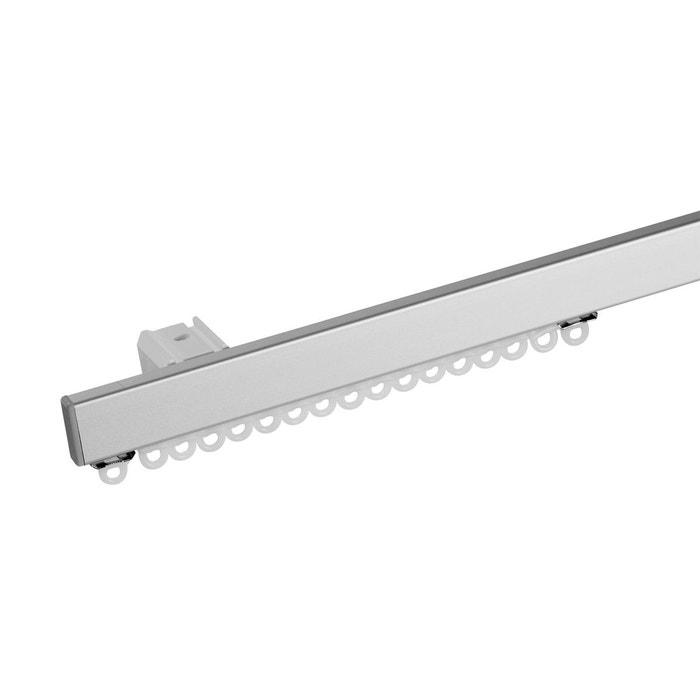 kit tringle rail aluminium slider gris acier gris acier madura la redoute. Black Bedroom Furniture Sets. Home Design Ideas