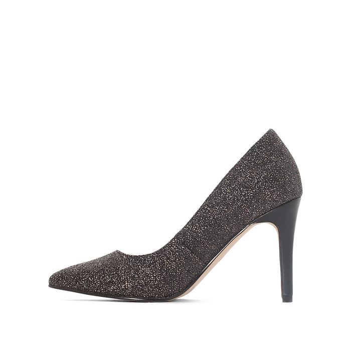 243;n Redoute La brillantes Collections Zapatos con de tac detalles qxXCBxw