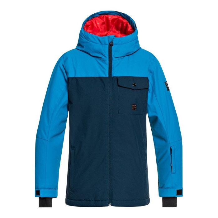 Ans Ridge Garçon 16 Snow Quiksilver Bleu 8 Pour De Veste qyfOrpqF