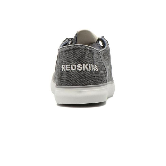 Baskets redskins barbel noir Redskins