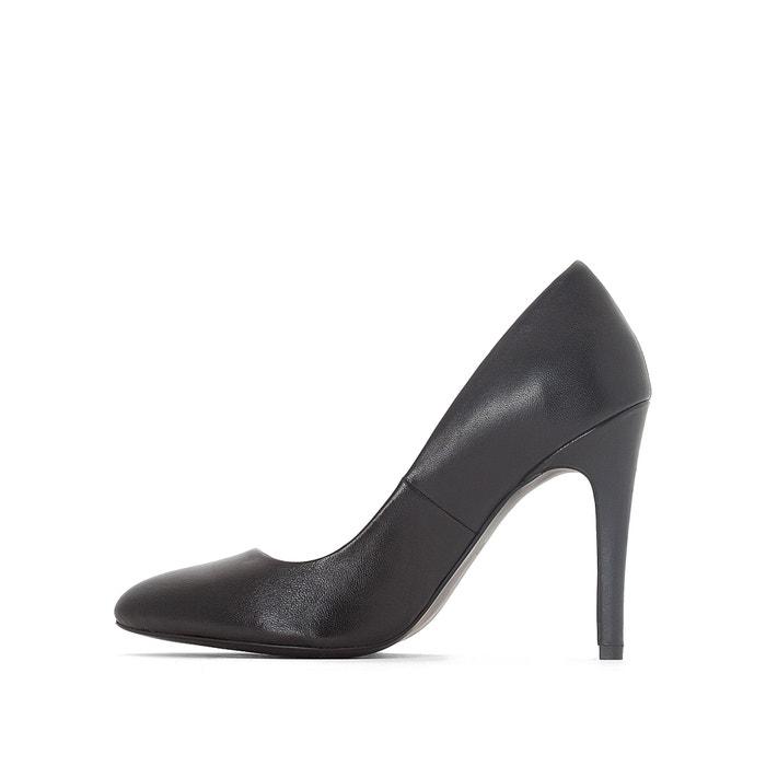 piel Collections de alto 243;n de Zapatos La tac Redoute 6xIO5a