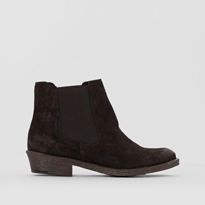 Image Boots en cuir BRADLEY COOLWAY