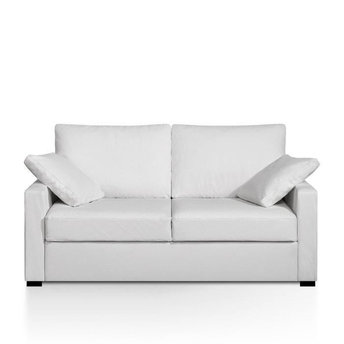 Image Canapé lit, couchage express, simili cuir, Timor La Redoute Interieurs