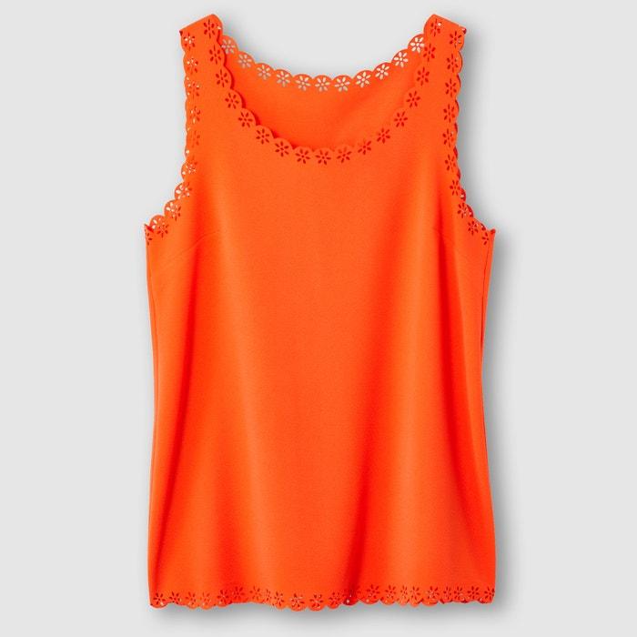 Image Sleeveless T-Shirt CASTALUNA