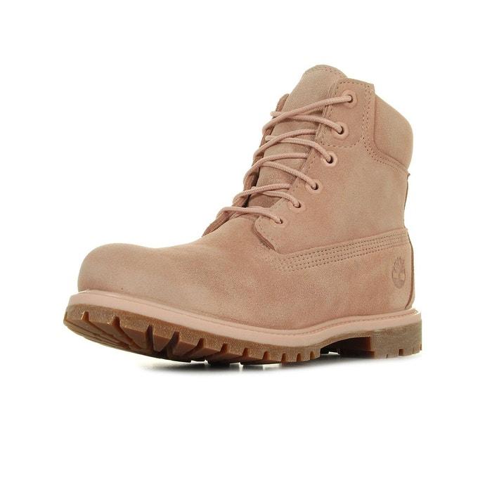 Vente De Haute Qualité Boots femme 6 in premium suede wp cameo rose rose Timberland Le Moins Cher À Vendre 5F4UCkdDs