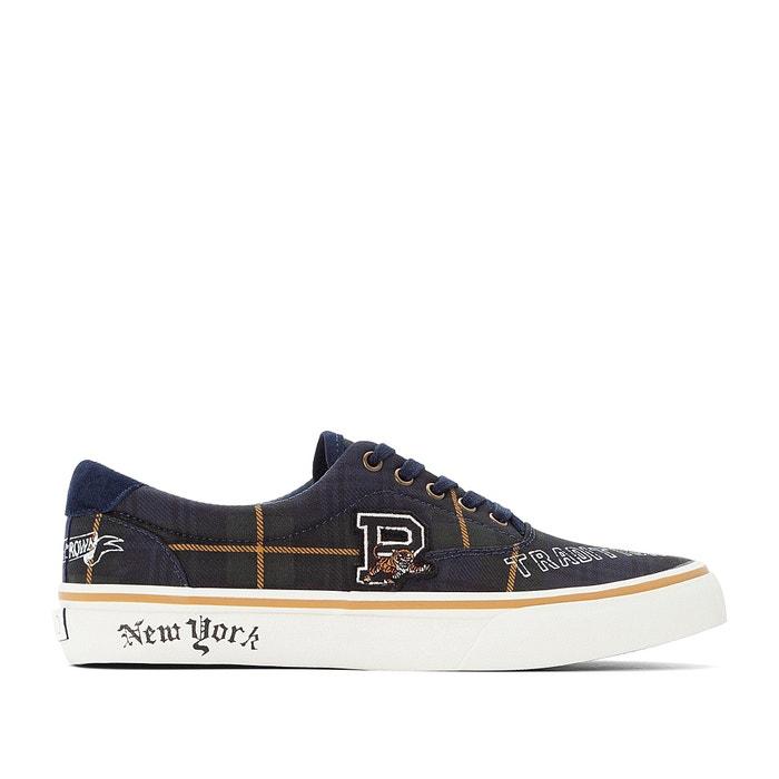 96d8cea4 Thorton sneakers , black/orange/yellow, Polo Ralph Lauren | La Redoute