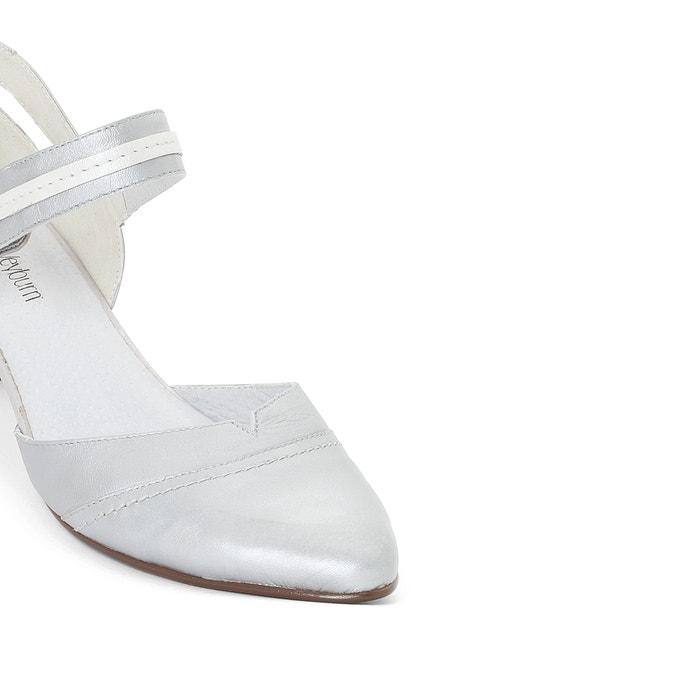 ANNE piel 243;n WEYBURN de metalizados con tac Zapatos rpxUqwg1r