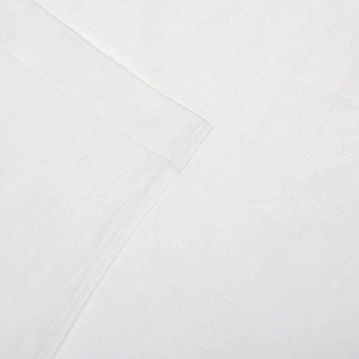 drap plat en lin lav petit jour olivier desforges la redoute. Black Bedroom Furniture Sets. Home Design Ideas