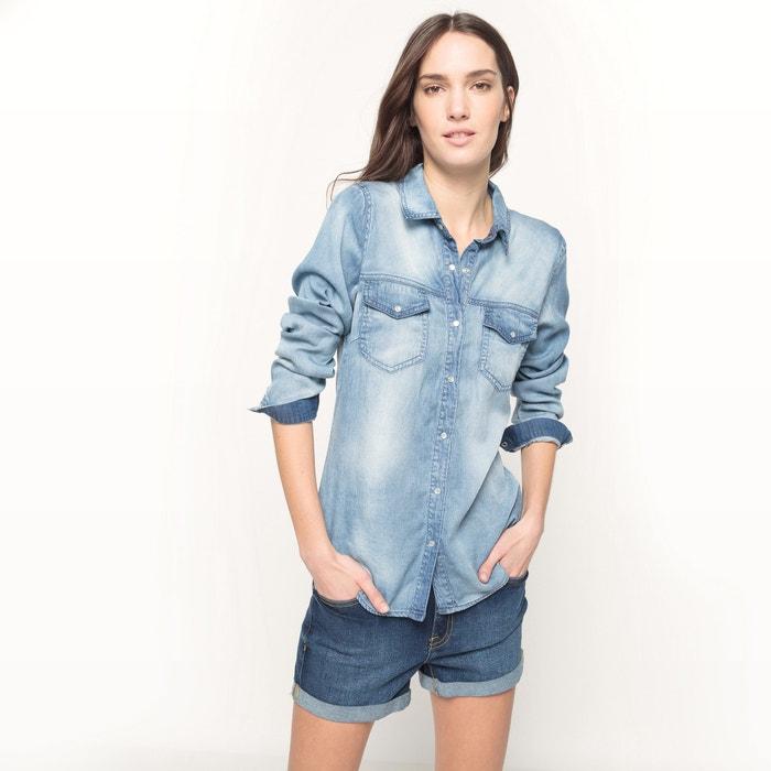 Camicia attillata, maniche lunghe  VILA image 0