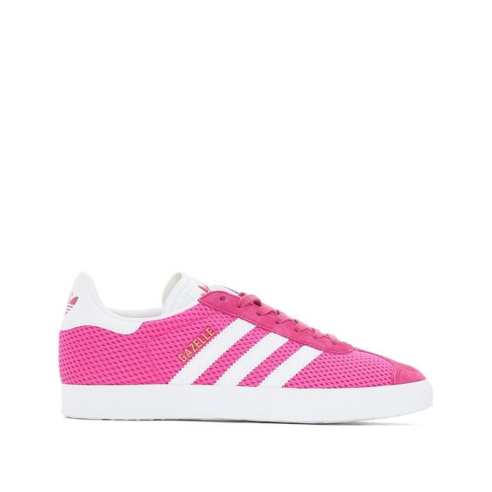 Baskets gazelle rose Adidas Originals