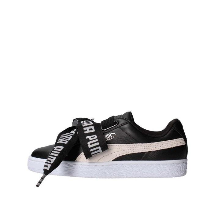 Noire Fw65wv Puma Blanche Coward Heart Wns Chaussures De Noir SzpMqVUG