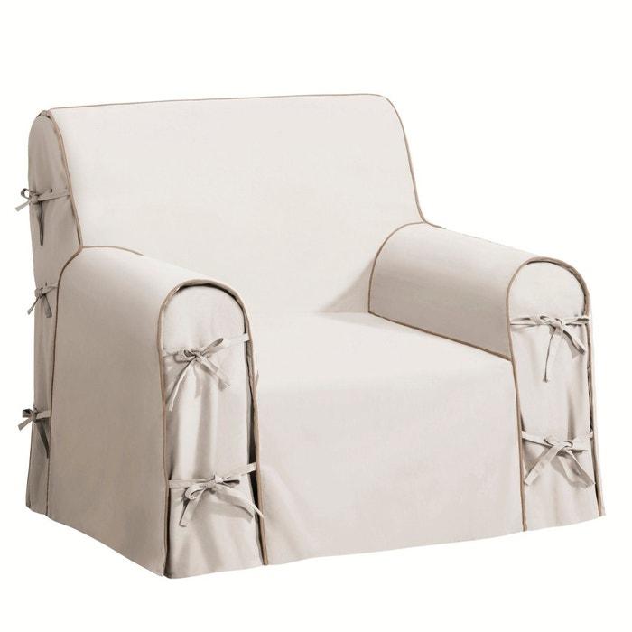 Housse de fauteuil bridgy la redoute interieurs la redoute - Housse de chaise la redoute ...