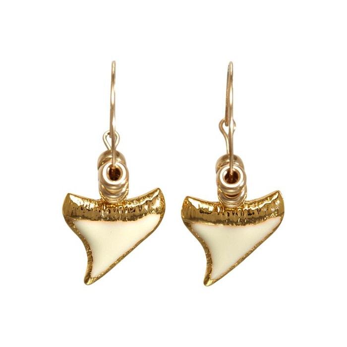 Boucles d'oreilles shark Alexandra Margnat   La Redoute Eastbay Vente Pas Cher À Vendre Visite Discount Neuf 98uCflQXKP