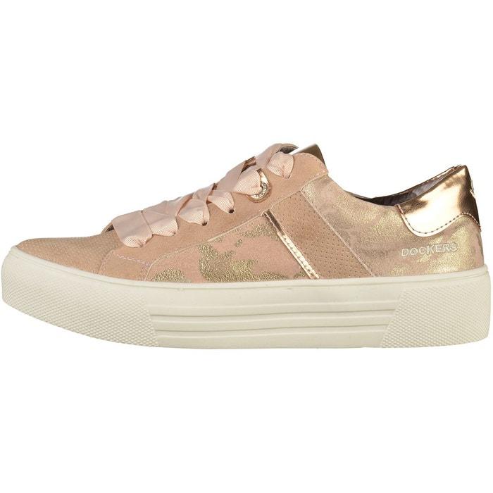 Sneaker rose Dockers By Gerli