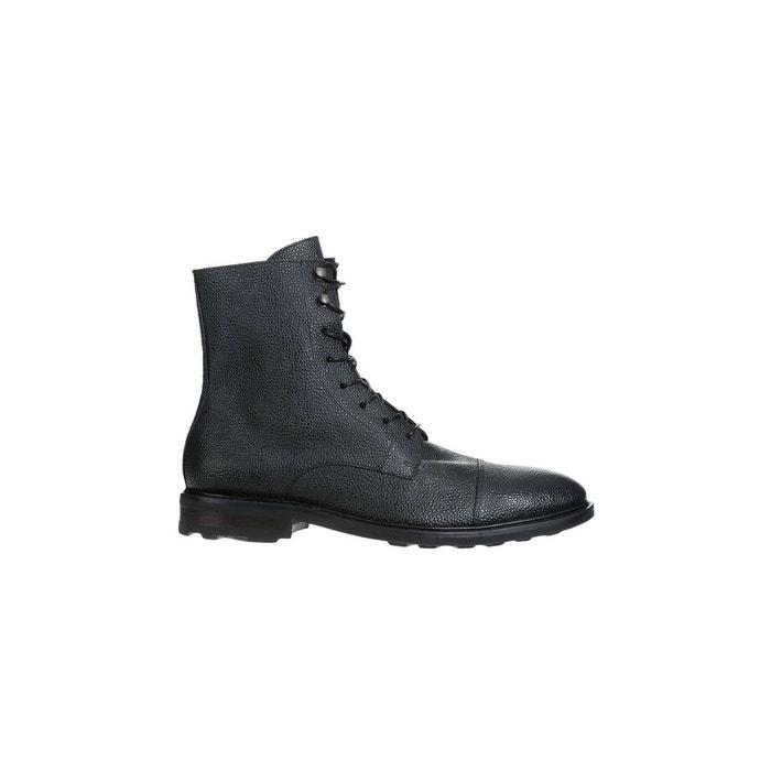 e5287bacf8c Bottes élégantes lacets - noir Selected Homme La Redoute GH8HUA1Z -  yves-picci.fr