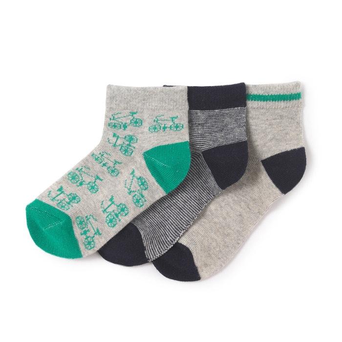 afbeelding Fantasie sokjes (set van 3) abcd'R