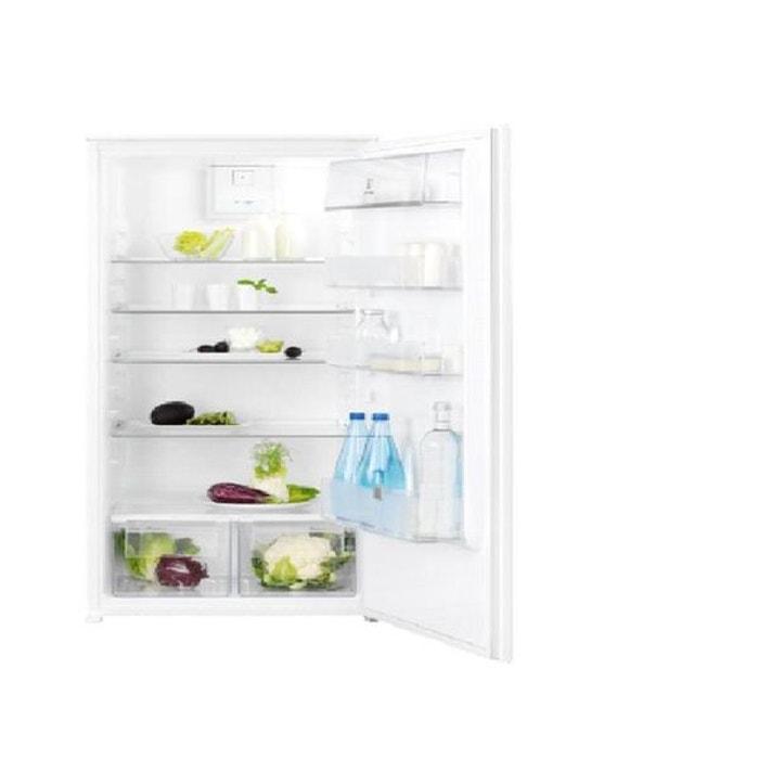 r frig rateur 1 porte electrolux ern2111aow blanc electrolux la redoute. Black Bedroom Furniture Sets. Home Design Ideas