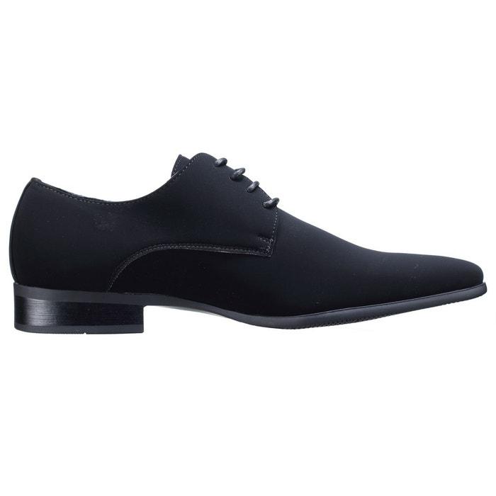 Chaussure derbie à lacets noir Reservoir Shoes