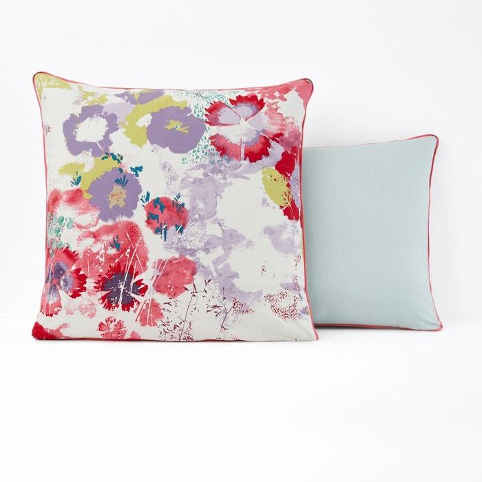 taie d 39 oreiller imprim e psych flower imprim fleurs. Black Bedroom Furniture Sets. Home Design Ideas