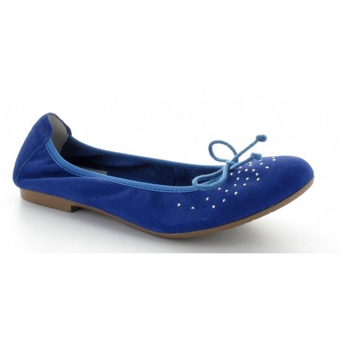 Très À Vendre Pas Cher Coût À Vendre Ballerine acebo's 9011 bleu bleue Acebo's FH5efr