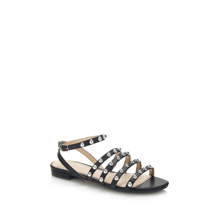 Sandale roxie clous noir Guess