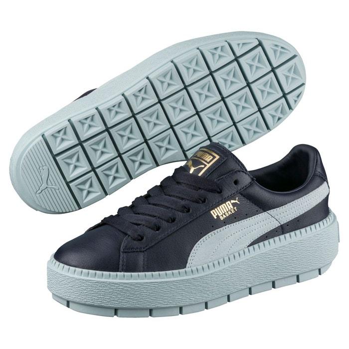 Chaussure basket platform trace blocks pour femme Puma Acheter Achat Pas Cher Vente Pas Cher Explorer HSgwyS